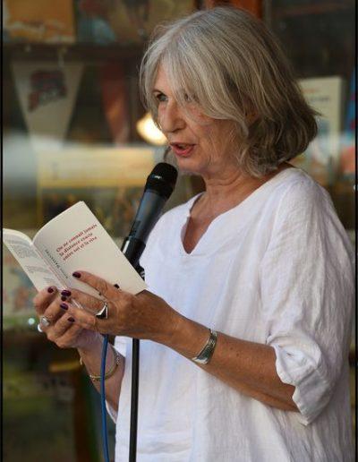 Minuscule marché de la poésie au Lézard amoureux -Cavaillon-2018
